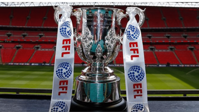 SPURS vs WEST HAM UNITED - CARABAO CUP