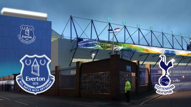 EVERTON vs SPURS