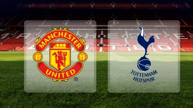 MAN. UNITED vs SPURS