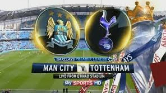 MAN. CITY vs SPURS
